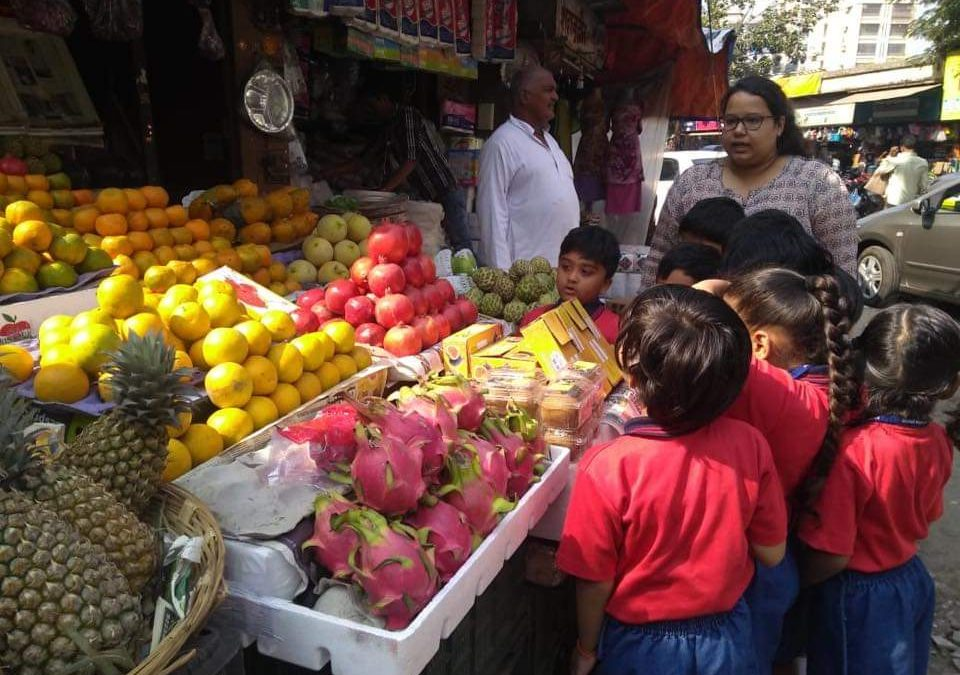 K1-visit to the market