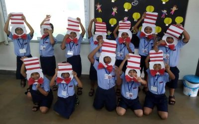 Grade 1 – Literature – Making the novel alive with craft activities